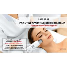 Pažintinė aparatinė kosmetologija 10.16 d.