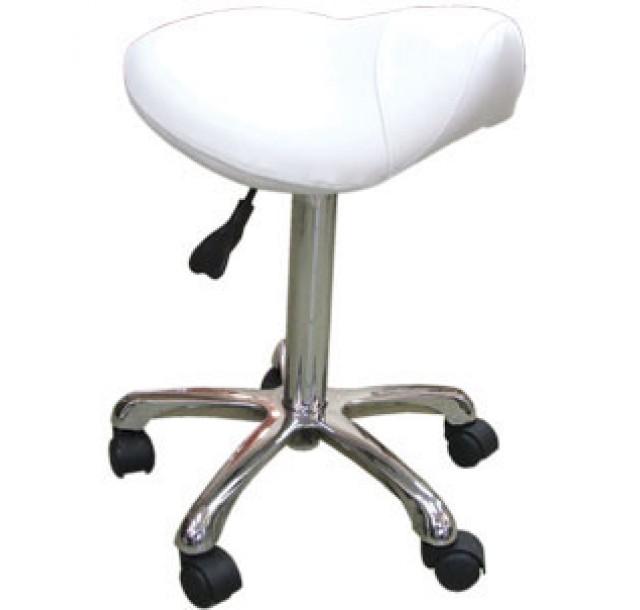Meistro kėdė su balno formos sėdyne