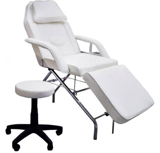Kosmetologinis gultas ir kėdė kosmetologui