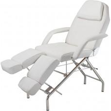 Rankiniu būdu reguliuojama pedikiūro kėdė
