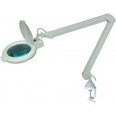 Kosmetologinė lempa - lupa 5 dioptrijų