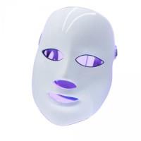 LED šviesos terapijos kaukė veidui