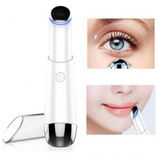 Akių ir lūpų priežiūros masažinis aparatas su jonais