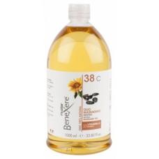Neutralaus kvapo masažo aliejus 38C, 1000 ml