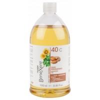 Saldžiųjų migdolų masažinis aliejus 40C, 1000 ml