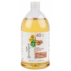 Saldžiųjų migdolų masažo aliejus 40C, 1000 ml