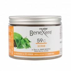 Kūno šveitiklis su negyvosios jūros druska ir žaliąja arbata 59C, 500 ml
