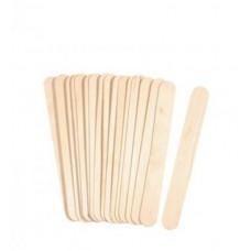 Vienkartinės medinės mentelės depiliacijai, 100 vnt