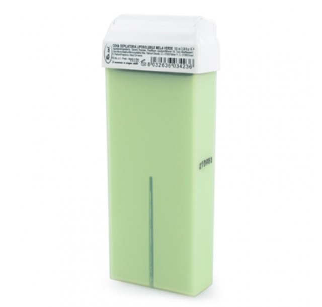 Vaško kasetė su žaliuoju obuoliu, 100 ml