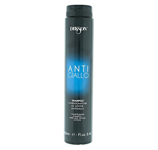 Geltonumą neutralizuojantis šampūnas Antigiallo, 250ml