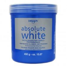 Balinimo milteliai Absolute White, 450g