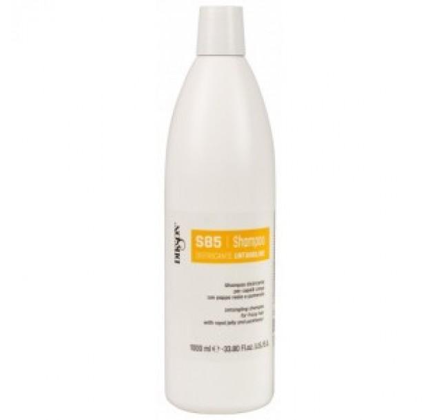 Šampūnas besiveliantiems plaukams S85, 1000ml