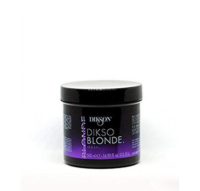 Regeneruojanti kaukė šviesintiems plaukams DiksoBlonde, 500ml