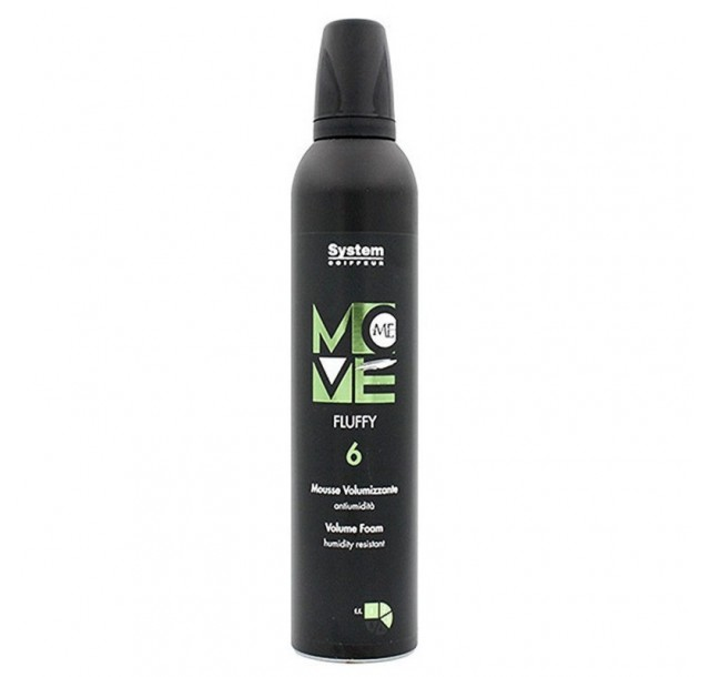 Apimtį didinančios putos Move Me 6, 300ml