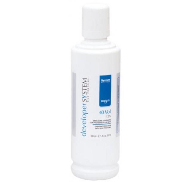 Oksidantas su šilko proteinais 12%, 980ml