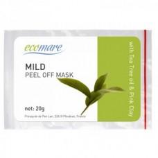 Švelni alginatinė kaukė su arbatmedžiu, 20 g