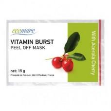 Alginatinė kaukė su vitaminu C, 15g