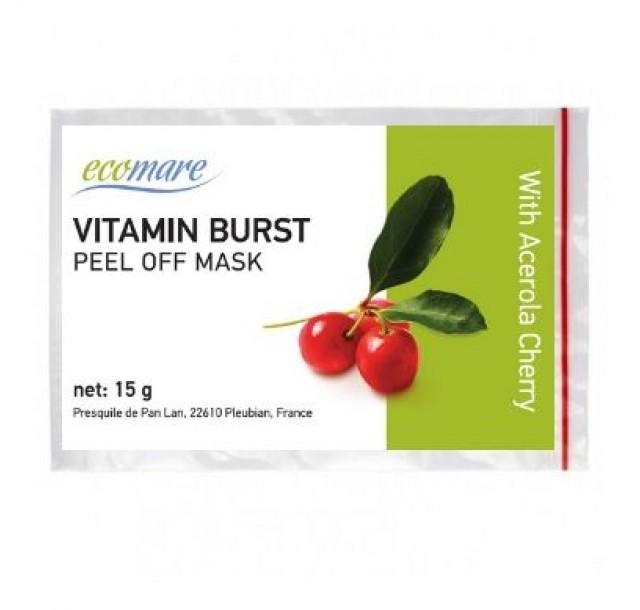 Alginatinė kaukė su vitaminu C, 15 g