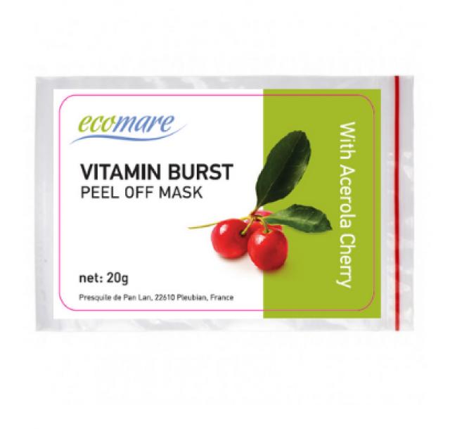 Alginatinė kaukė su vitaminu C, 20 g