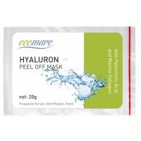Drėkinanti alginatinė kaukė su hialuronu ir kolagenu, 20g