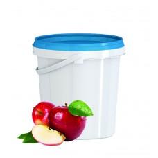 Alginatinė kaukė su obuolių ekstraktu, 400g