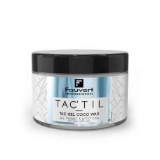 Vidutinės fiksacijos plaukų želė-vaškas Tac Gel Coco Wax, 450 ml