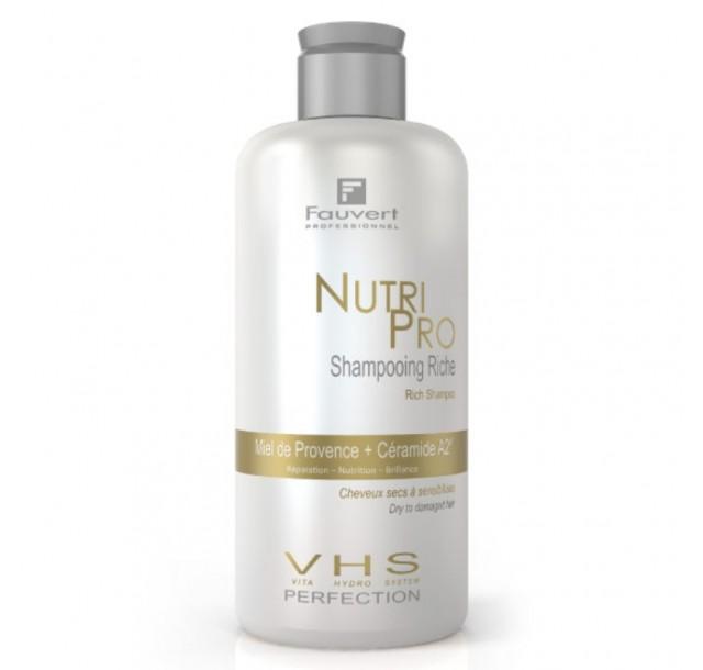 Regeneruojantis šampūnas su medumi sausiems plaukams, 250ml