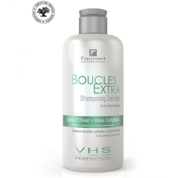 Šampūnas garbanotiems plaukams Boucles Extra, 250 ml