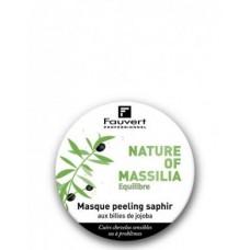 Natūralus galvos odos šveitiklis Massilia, 80 ml