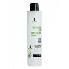 Natūralus šampūnas su jūros dumblių ekstraktu Massilia, 1000ml