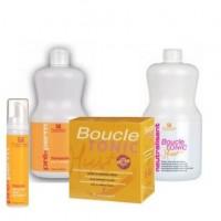 Cheminis garbanojimas plaukams Boucle