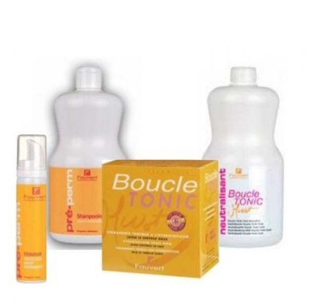 Cheminio garbanojimo procedūra (rinkinys) Boucle