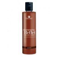 Raudonmedžio plaukų spalvą palaikantis šampūnas Acajou/Mahogany, 250ml