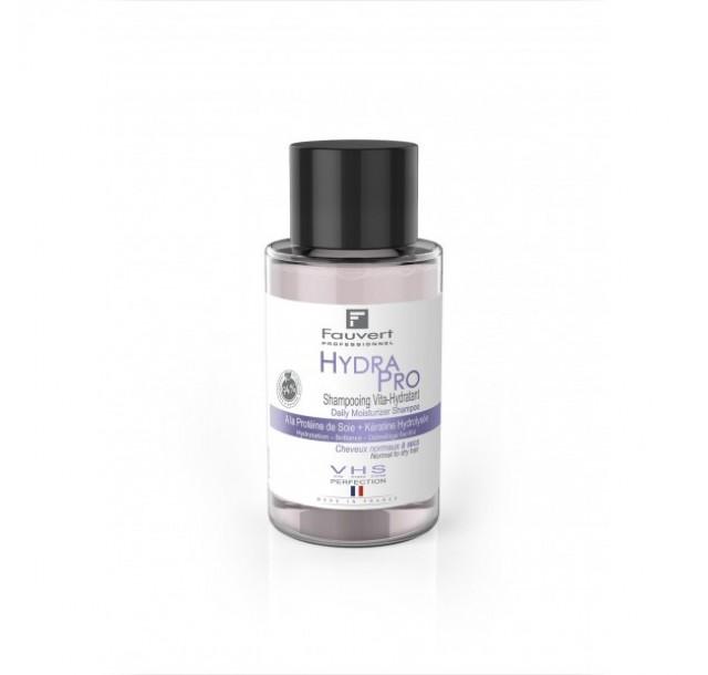 Drėkinamasis šampūnas dažnam naudojimui su keratinu, 50 ml