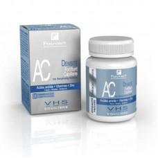 Papildai nuo plaukų slinkimo su cinku ir vitaminu B6, 60 vnt