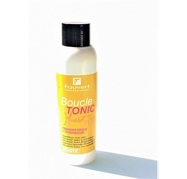Priemonė cheminiam garbanojimui Nr.0 Boucle Tonic Must, 125 ml