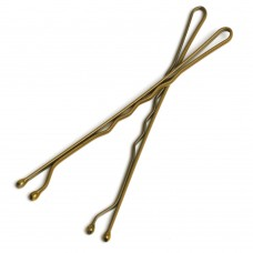 Segtukas plaukams (bronzinis) 12 vnt.