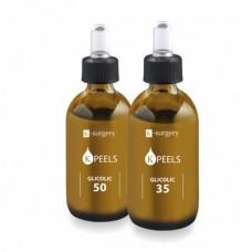 K-PEELS glikolio rūgštis GLICOLYC 35%, 50 ml