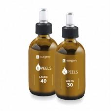 K-PEELS pieno rūgštis LACTIC 30%, 50 ml