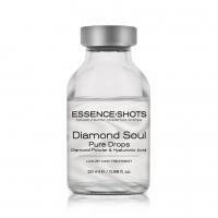 "Drėkinamasis koncentratas ""Diamond Soul Pure Drops"""
