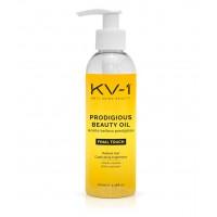 FINAL TOUCH Plaukų aliejus su arganu ir vitaminu E, 100 ml