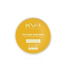 FINAL TOUCH Pusiau matinio efekto plaukų vaškas, 50 ml