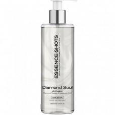 DIAMOND SOUL Plaukų kaukė su hialuronu ir deimantų dulkėmis, 250 ml
