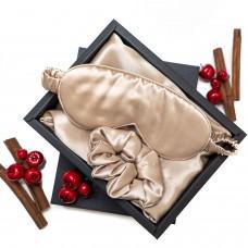 """Kalėdinis rinkinukas """"Mulberry Silk Set Beige"""""""