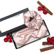 """Kalėdinis rinkinukas """"Mulberry Silk Rose"""""""