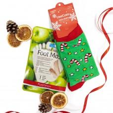 """Kalėdinis rinkinukas """"Foot Christmas"""""""