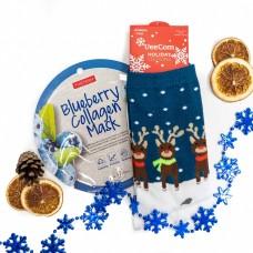 """Kalėdinis rinkinukas """"Blueberry Christmas"""""""