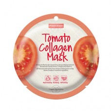 Kolageno kaukė su pomidorų ekstraktu