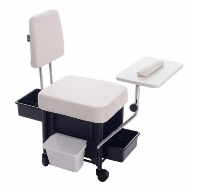 Manikiūro kėdė meistrui Sedillo