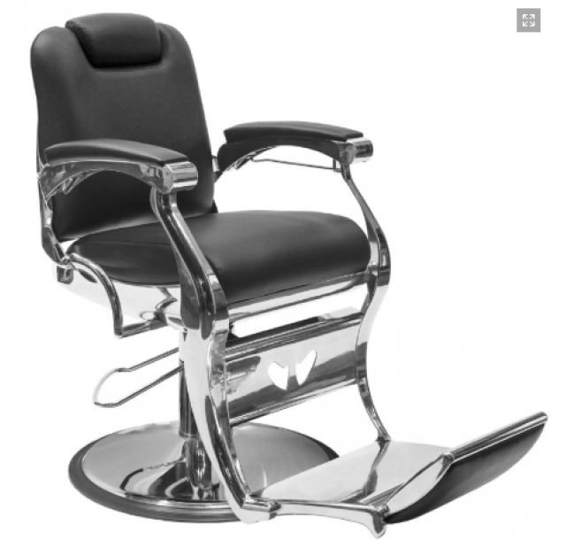 Barzdos kirpėjo kėdė ANGELO